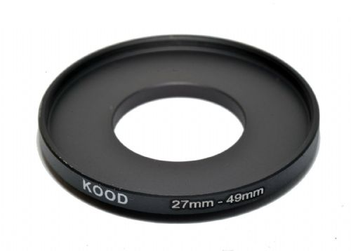Kood Stepping Ring 27mm - 49mm Step up Ring 27-49mm